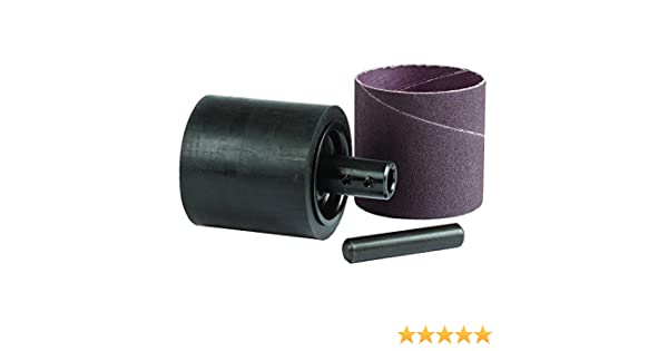 Climax Metals SD-048048-58FD Threaded Shaft Rubber Expansion Sanding Drum with 5//8-11 RH Threaded Shank 3 x 3 3 x 3 Climax Metal Products Company