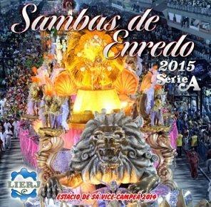 cd samba enredo 2014 serie a