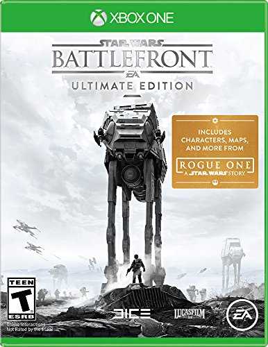 Used, Star Wars Battlefront Ultimate Bundle Xbox One - Ultimate for sale  Delivered anywhere in Canada