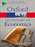 img - for A Dictionary of Economics (Oxford Paperback Reference) book / textbook / text book