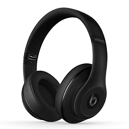 Beats Studio Wireless – Auriculares de diadema (negro mate)