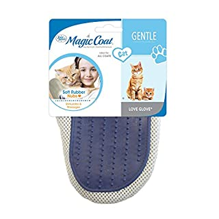 Four Paws Magic Coat Love Glove, Cat Brush Glove