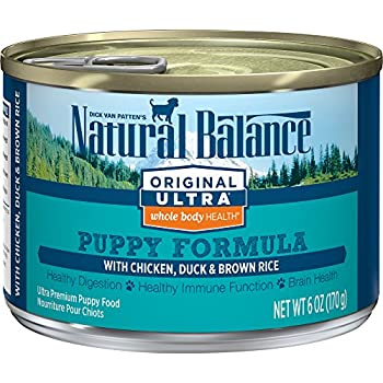 Natural Balance Grain Free Wet Dog Food