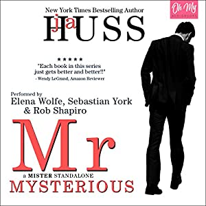 Mr. Mysterious Audiobook