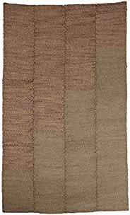 Creative Co-op 5' x 8' Handwoven Seagrass & Water Hyacint