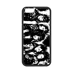 Black Veil Brides Black And White Case for iPhone 6