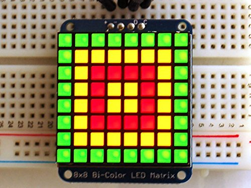 Adafruit Bicolor Square Matrix Backpack product image