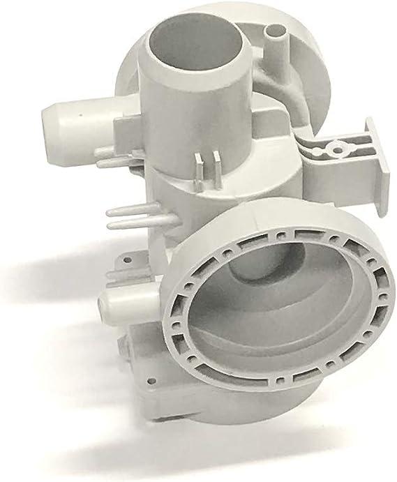 Amazon Com Oem Lg Washing Machine Drain Pump Case Casting Originally For Lg Wm3180cw Wm3175cw Wm2350hsc Wm3055cw Wm2277hs Appliances