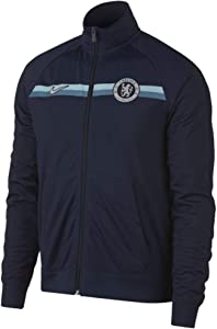 Nike 2018-2019 Chelsea Mens Football Jacket (Navy)