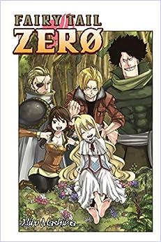 Written By Hiro Mashima Fairy Tail Zero Pdf Read