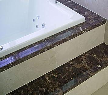 Bathroom Countertop Transformation Not Your Grandmau0027s Contact Paper. Granite  Peel And Stick Laminate Vinyl.