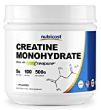 Nutricost Creapure® Creatine Monohydrate 500 Grams For Sale
