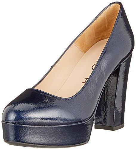 De baltic Tacón pw Para Robine Mujer Zapatos Azul Unisa wCU7qW