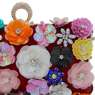 Heart&M Damen Abendtasche Polyester Sommer Winter Ganzjährig Frühling Herbst Formell Alltag Veranstaltung / Fest Hochzeit Büro & Karriere