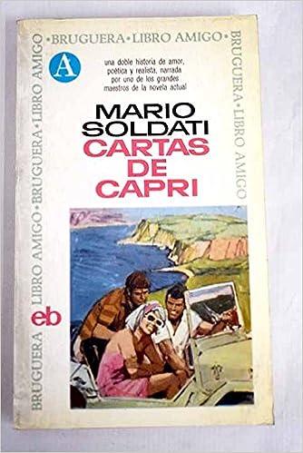 Cartas de Capri: Mario Soldati: Amazon.com: Books