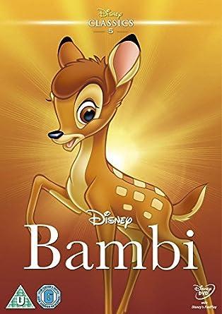 Bambi disney dieulois