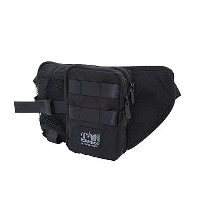 Manhattan Portage Echelon Waist Bag, Black, One Size