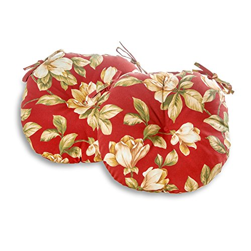18 Round Patio Chair Cushions: Greendale Home Fashions Round Indoor/Outdoor Bistro Chair