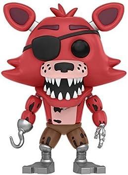 Oferta amazon: Funko Pop!- Foxy Figura de Vinilo, colección de Pop, seria FNAF (11032)