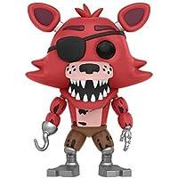Five Nights At Freddy - Boneco Pop Funko Foxy The Pirate #109