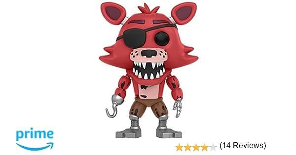 Funko Pop! - Foxy Figura de Vinilo, colección de Pop, seria FNAF (11032): Amazon.es: Juguetes y juegos