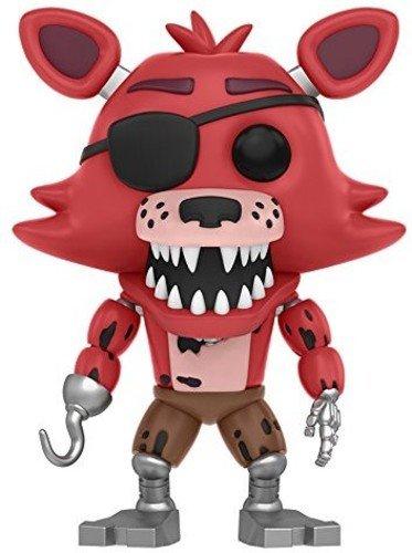Funko Pop!- Foxy Figura de Vinilo, coleccion de Pop, seria FNAF (11032)
