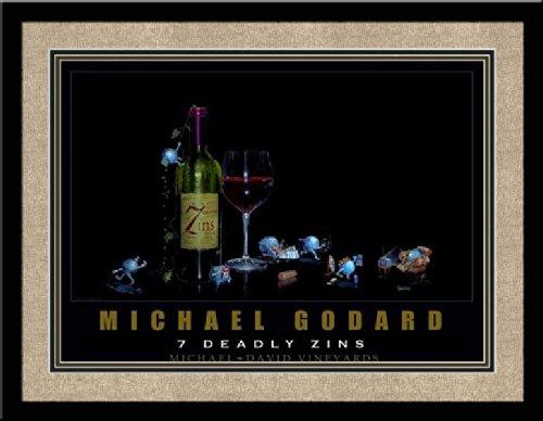 Olive Triple Matted art FRAMED PRINT - Michael Godard 32x38 ()