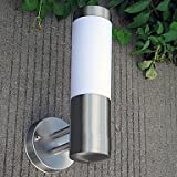ZQ Character design Outdoor Wall Light, 1 Light, Concise Aluminum Acrylic Painting , 110-120V