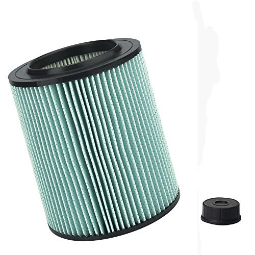 Replacement High Efficiency Particle Air Filter for Craftsman 9-17912 Wet Dry Vacuum Filter by Ximoon