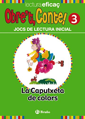 Download Obre't, Conte! La Caputxeta De Colors (Catalan Edition) ebook