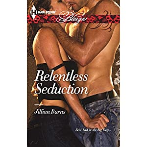 Relentless Seduction Audiobook