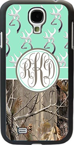 Mint Buck Head #2 Country Girl Camo Monogram Case Cover For Samsung Galaxy - And First Mail Class Click Ship