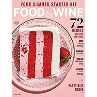 1-Year (12 Issues) of Food & Wine Magazine Magazine Subscription