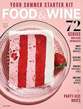 4-Year Food & Wine Magazine Magazine Subscription