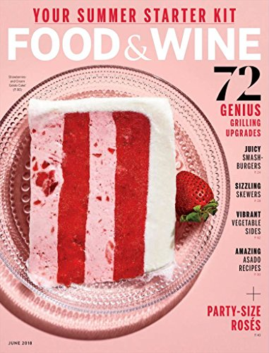 Food&Wine Magazine (Contemporary Food)