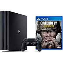 Playstation 4 Pro 1TB Console + Call of Duty: WWII Bundle ( 2 - Items )