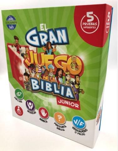 El Gran Juego De La Biblia - Junior