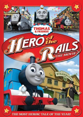 Thomas & Friends: Hero of the Rails - Kid Thomas