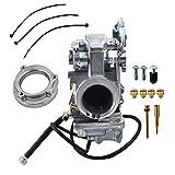 labwork Carburetor Fit for HSR42mm Harley Davidson Evo Twin Cam TM42 1990 1991 1992 1993 1994 1995 1996