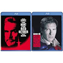 Clear and Present Danger/The Hunt for Red October
