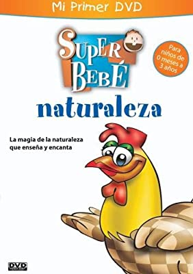 Super Baby Nature Super Beb Naturaleza- Spanishportuguese from CreateSpace