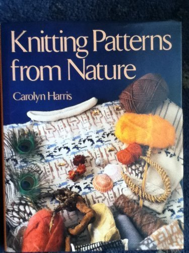 Knitting Patterns from Nature