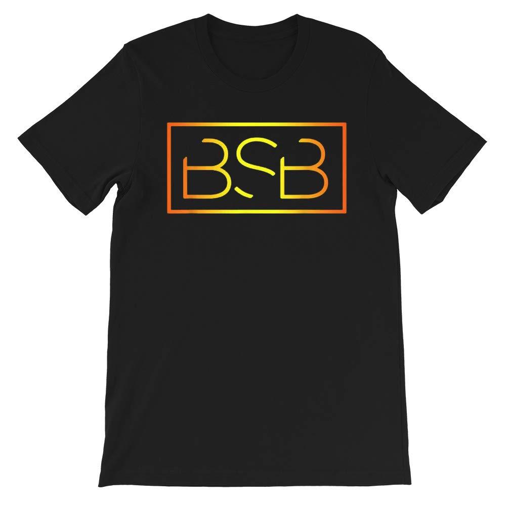 I Love Bsb Backstreet Great We All Love Back Again Gold Gift S Unisex T Shirt