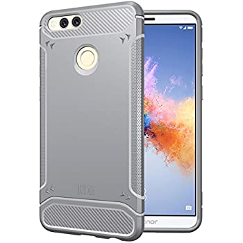 Amazon com: Case for Huawei Mate SE BND-L34 Case Cover Lake blue