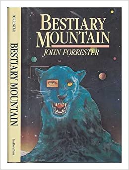 Book Bestiary Mountain