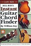 Instant Guitar Chord Finder, William Bay, 1562225464