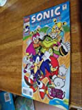 img - for Sonic the Hedgehog # 138. book / textbook / text book
