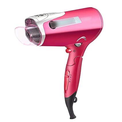 LiPengTaoShop Secador de Pelo, peluquería, secador de Cabello, Alta Potencia, colágeno,