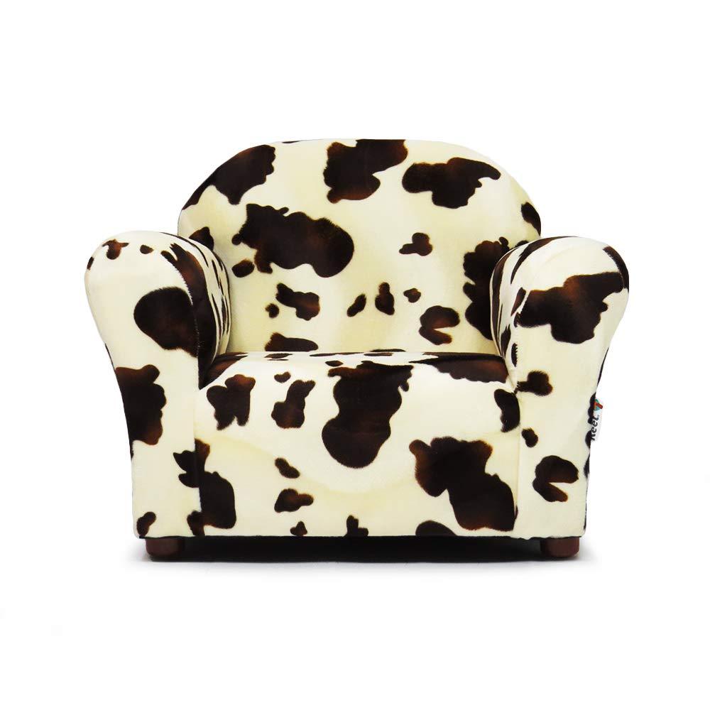 Amazon Com Keet Roundy Faux Fur Children S Chair Camo Baby