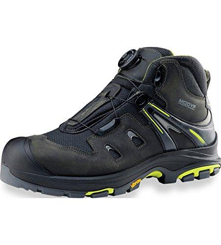 Botas de Seguridad S3 Modyf Flex ITEC Techno, Color, Talla 39: Amazon.es: Zapatos y complementos
